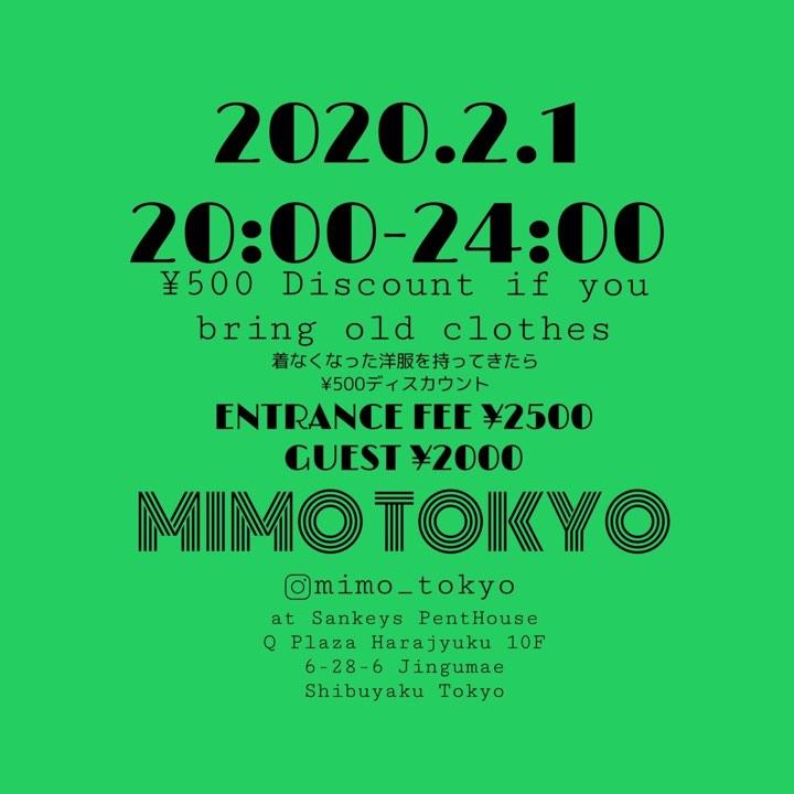 MIMO TOKYO