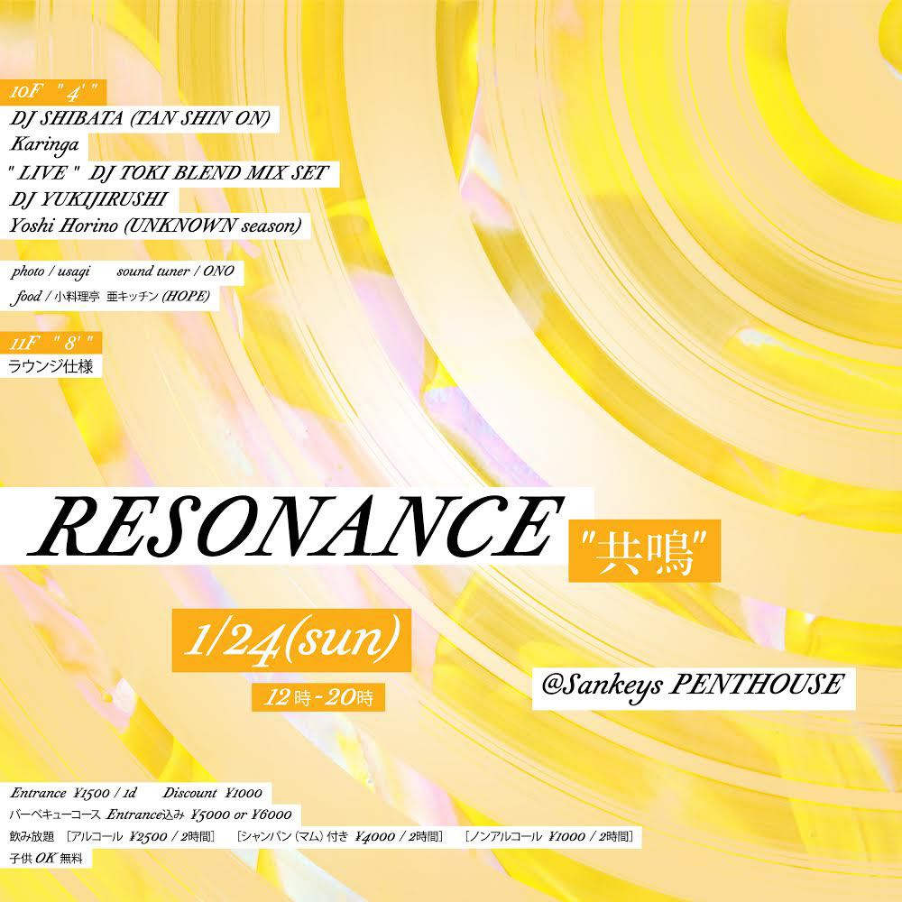 RESONANCE -共鳴-