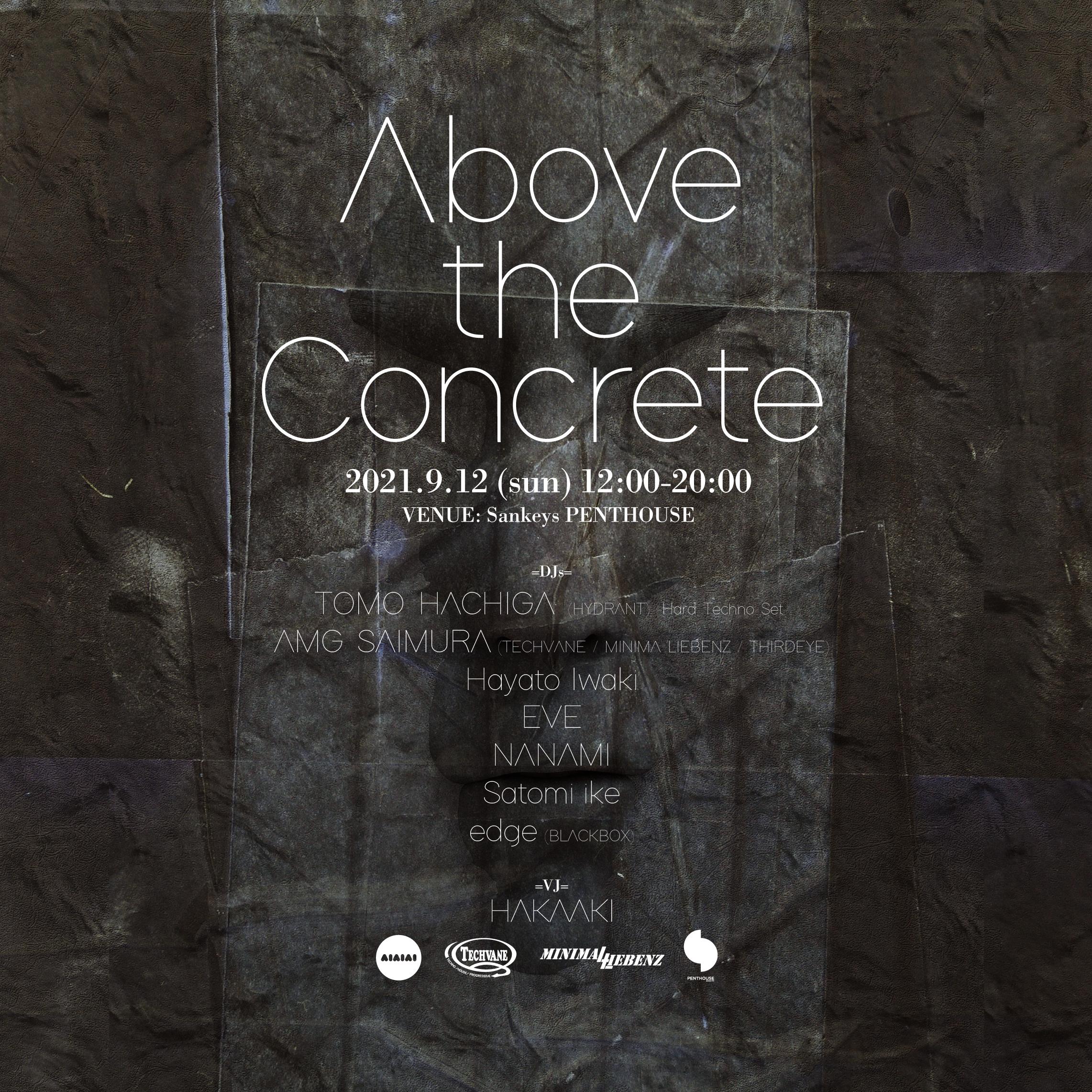 Above the Concrete